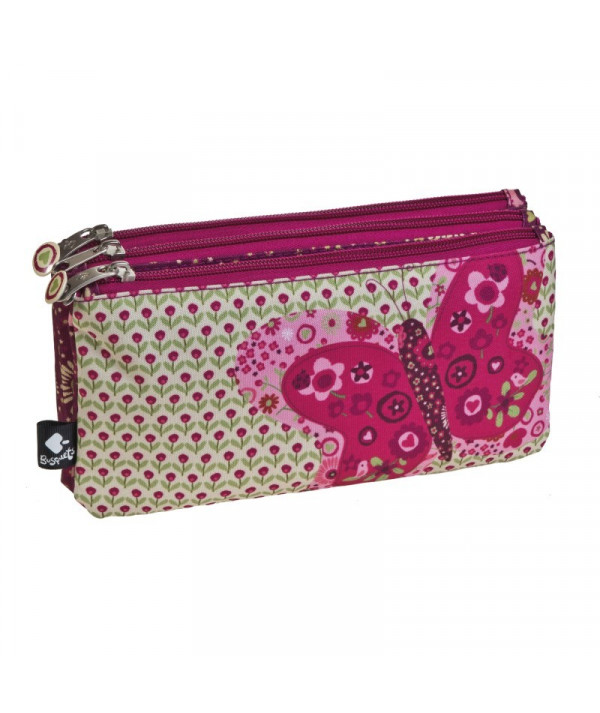 ESTUCHE TRIPLE PATCHWORK ESTUCHES