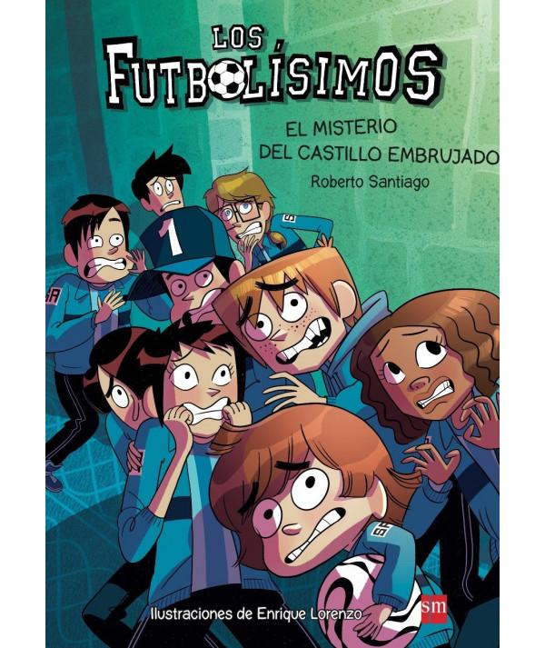 FUTBOLISIMOS 6 EL MISTERIO DEL CASTILLO EMBRUJADO Infantil