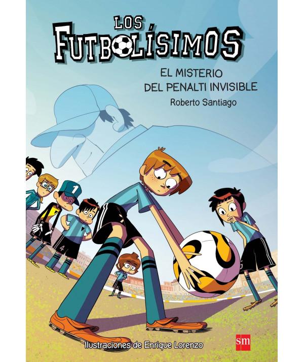 FUTBOLISIMOS 7 EL MISTERIO DEL PENALTI INVISIBLE Infantil