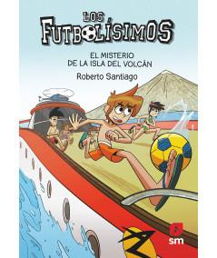 FUTBOLISIMOS 18 EL MISTERIO DE LA ISLA DEL VOLCAN Infantil