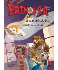 PRIMOS SA 1 EL MISTERIO DE LA CASA EMBRUJADA Infantil