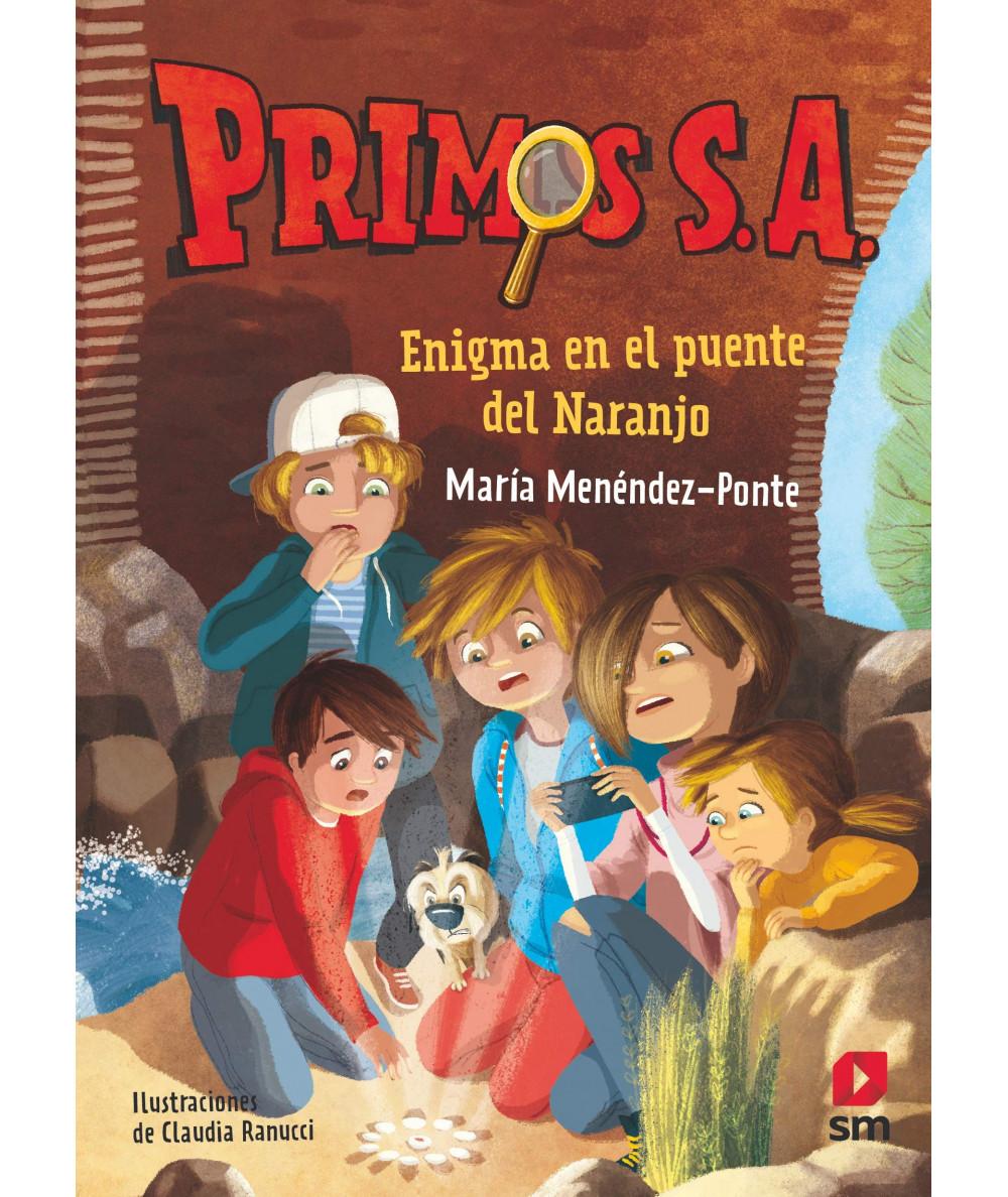PRIMOS SA 2 ENIGMA EN EL PUENTE DEL NARANJO Infantil