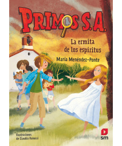 PRIMOS SA 3 LA ERMITA DE LOS ESPIRITUS Infantil