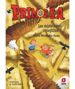 PRIMOS SA 6 LOS MISTERIOSOS AGROGLIFOS Infantil