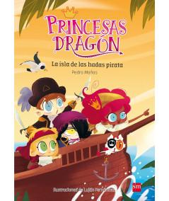 PRINCESAS DRAGON 4 LA ISLA DE LAS HADAS PIRATA Infantil