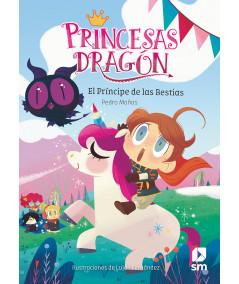 PRINCESAS DRAGON 8 EL PRINCIPE DE LAS BESTIAS Infantil