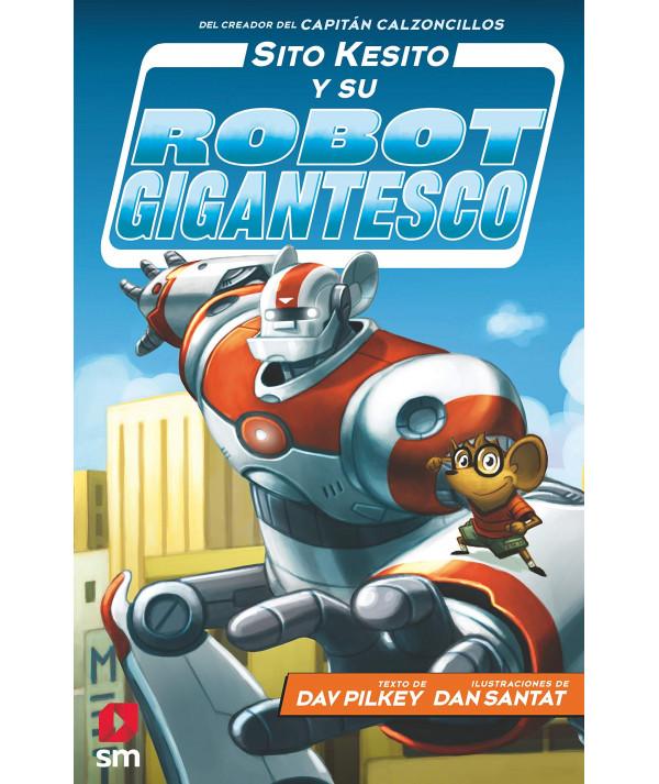 SITO KESITO 1 Y SU ROBOT GIGANTESCO Infantil