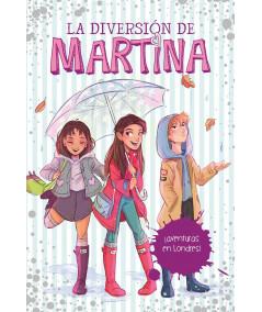 DIVERSION DE MARTINA 2 AVENTURAS EN LONDRES Infantil