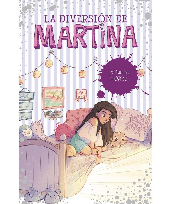 DIVERSION DE MARTINA 3 LA PUERTA MAGICA Infantil