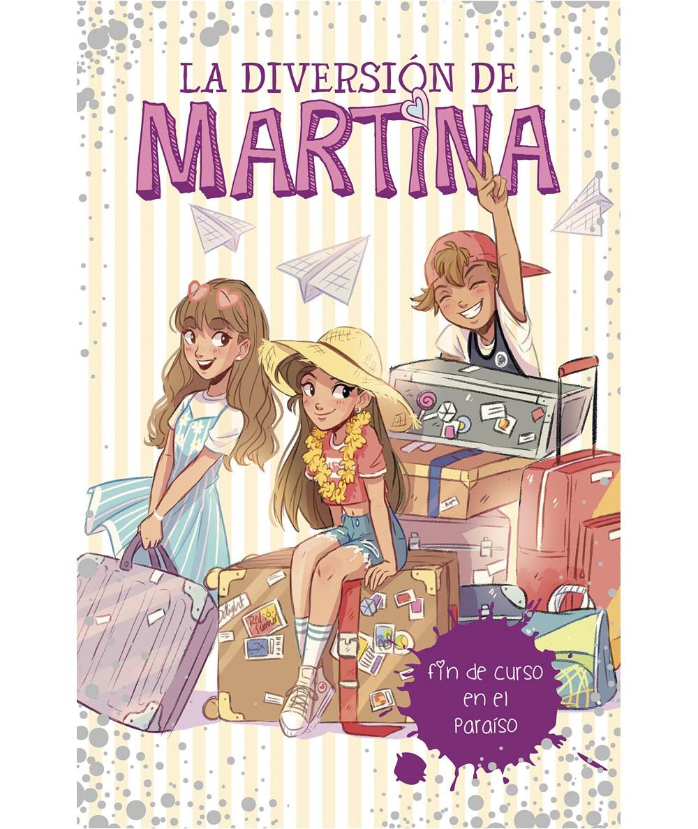 DIVERSION DE MARTINA 4 FIN DE CURSO EN EL PARAISO Infantil