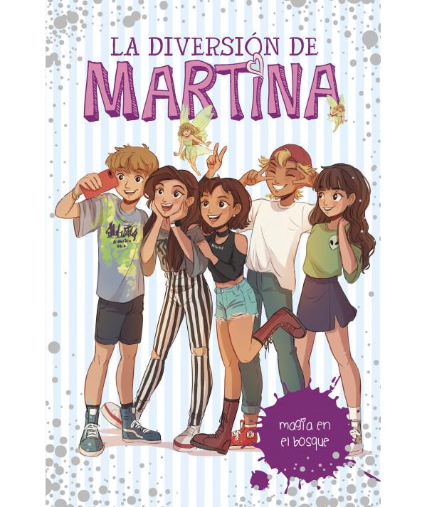 DIVERSION DE MARTINA 6 MAGIA EN EL BOSQUE Infantil
