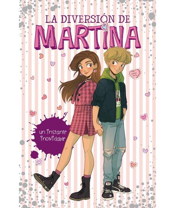 DIVERSION DE MARTINA 7 UN INSTANTE INOLVIDABLE Infantil