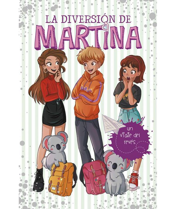 DIVERSION DE MARTINA 8 UN VIAJE DEL REVES Infantil