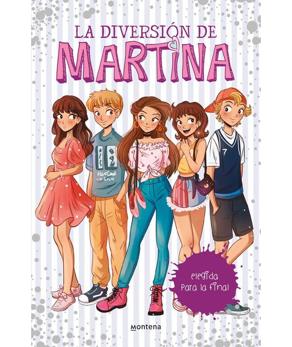 DIVERSION DE MARTINA 9 ELEGIDA PARA LA FINAL Infantil