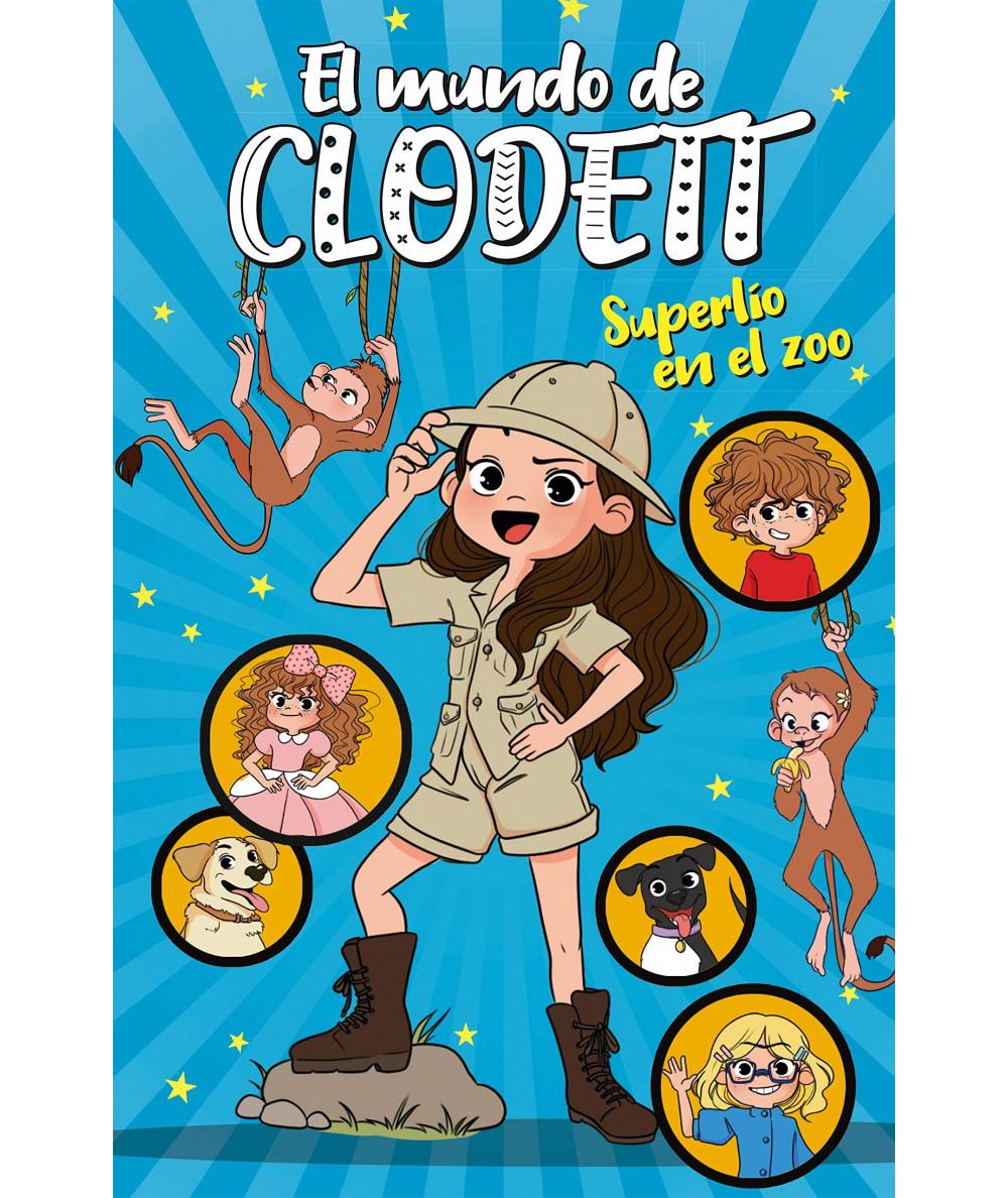 MUNDO DE CLODETT 3 SUPERLIO EN EL ZOO Infantil