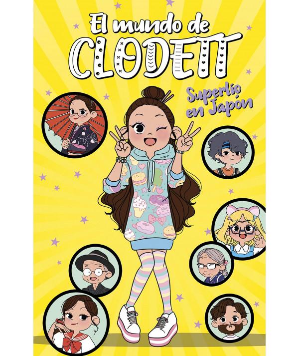 MUNDO DE CLODETT 5 SUPERLIO EN JAPON Infantil