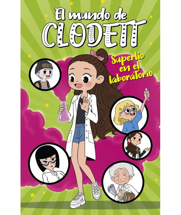 MUNDO DE CLODETT 7 SUPERLIO EN EL LABORATORIO Infantil