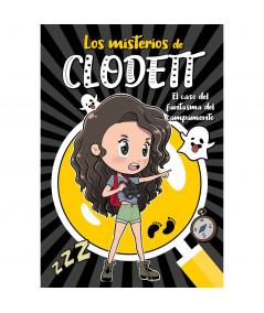 LOS MISTERIOS DE CLODETT. EL CASO DEL FANTASMA DEL CAMPAMENTO Infantil