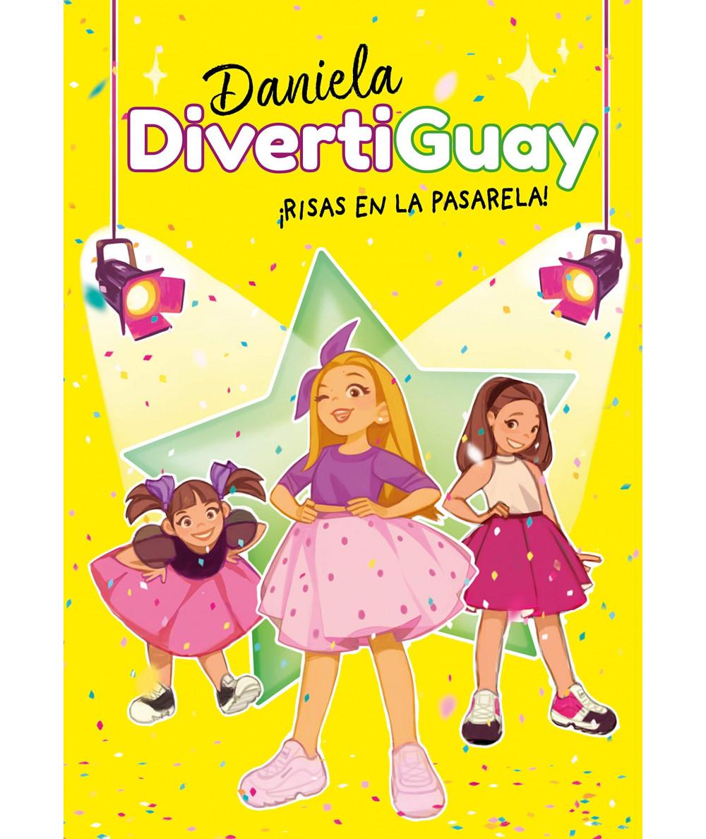 DANIELA DIVERTIGUAY 3 RISAS EN LA PASARELA Infantil