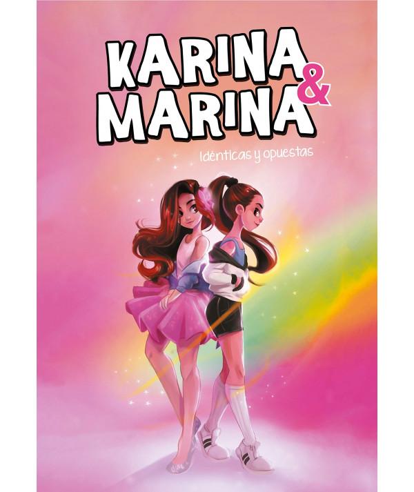 KARINA & MARINA 1 IDENTICAS Y OPUESTAS Infantil