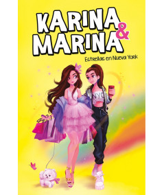KARINA & MARINA 3 ESTRELLAS EN NUEVA YORK Infantil