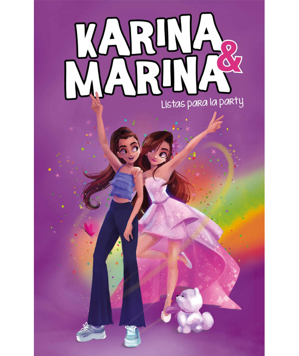 KARINA & MARINA 4 LISTAS PARA LA PARTY Infantil