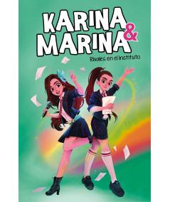KARINA & MARINA 5 RIVALES EN EL INSTITUTO Infantil
