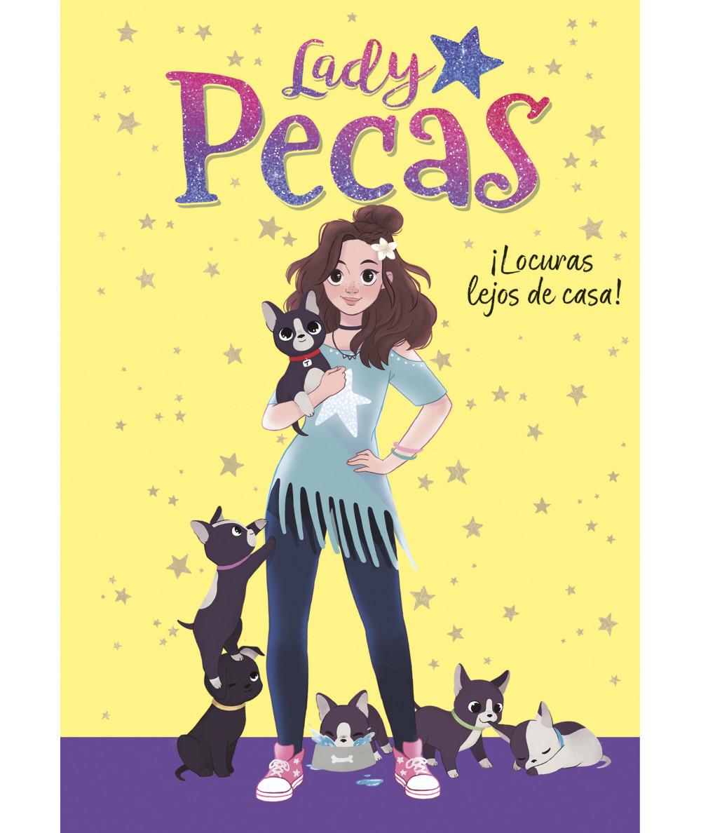 LADY PECAS 1 LOCURAS LEJOS DE CASA Infantil