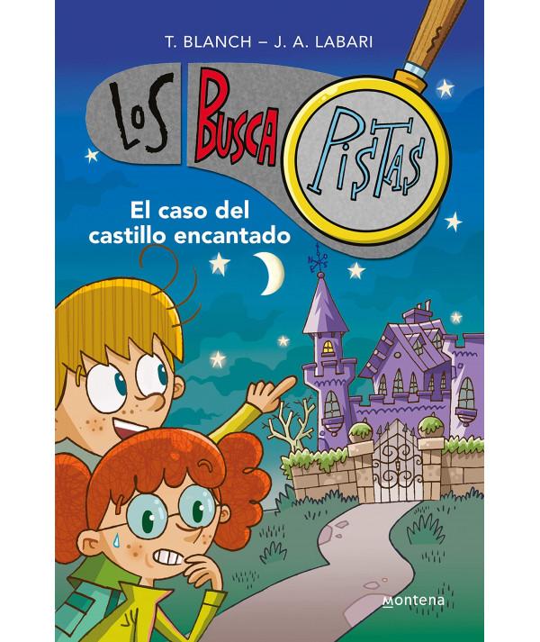 BUSCAPISTAS 1 EL CASO DEL CASTILLO ENCANTADO Infantil