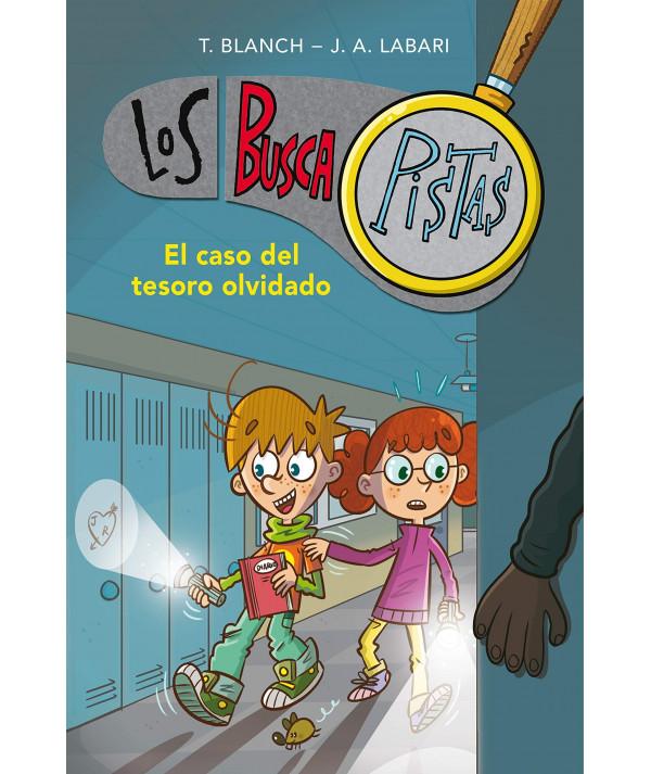 BUSCAPISTAS 9 EL CASO DEL TESORO OLVIDADO Infantil