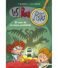 BUSCAPISTAS 10 EL CASO DE LA CUEVA PROHIBIDA Infantil