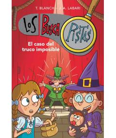 BUSCAPISTAS 12 EL CASO DEL TRUCO IMPOSIBLE Infantil