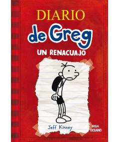 DIARIO DE GREG 1 UN PRINGAO TOTAL Infantil