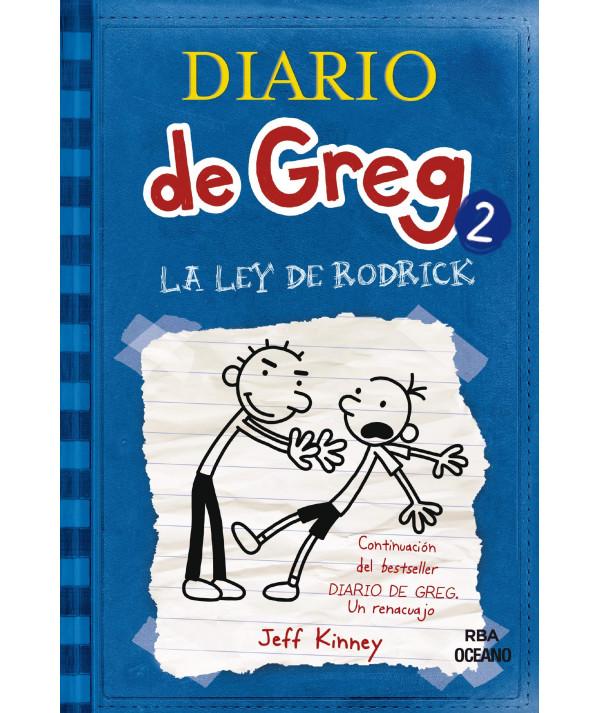 DIARIO DE GREG 2 LA LEY DE RODRICK Infantil