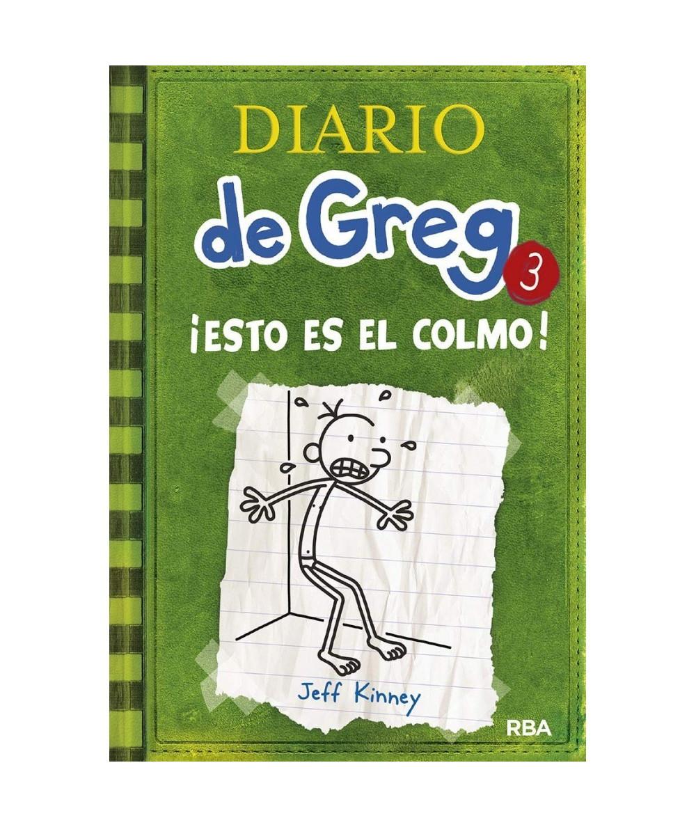 DIARIO DE GREG 3 ESTO ES EL COLMO Infantil