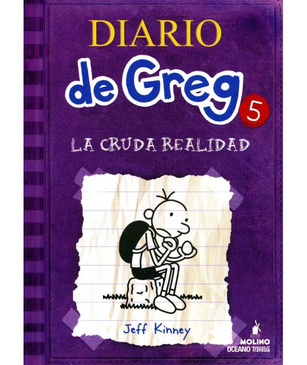 DIARIO DE GREG 5 LA CRUDA REALIDAD Infantil