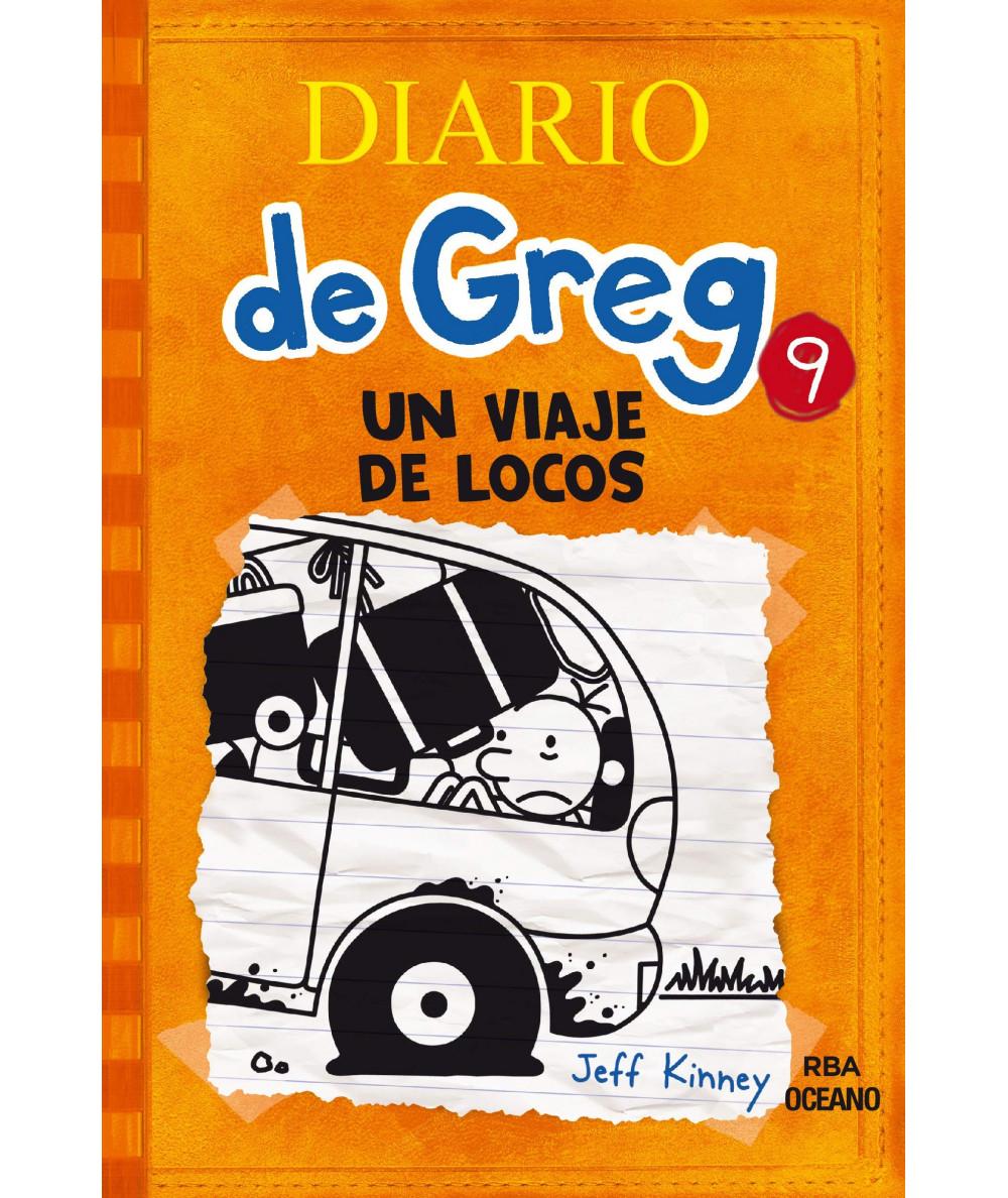 DIARIO DE GREG 9 CARRETERA Y MANTA Infantil