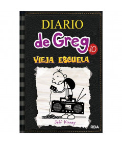 DIARIO DE GREG 10 VIEJA ESCUELA Infantil