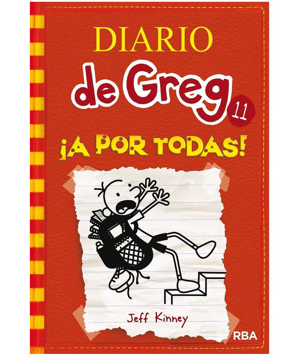 DIARIO DE GREG 11 A POR TODAS Infantil