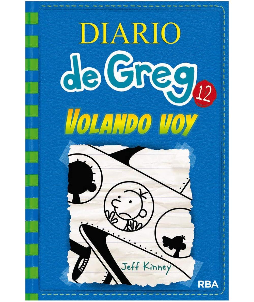DIARIO DE GREG 12 VOLANDO VOY Infantil