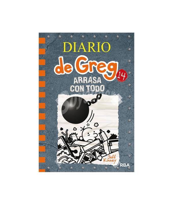 DIARIO DE GREG 14 ARRASA CON TODO Infantil