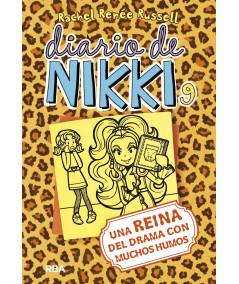 DIARIO DE NIKKI 9 UNA REINA DEL DRAMA CON MUCHOS HUMOS Infantil