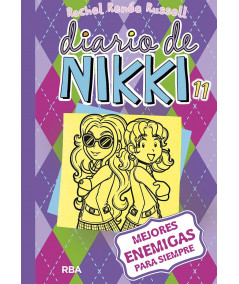 DIARIO DE NIKKI 11 MEJORES ENEMIGAS PARA SIEMPRE Infantil