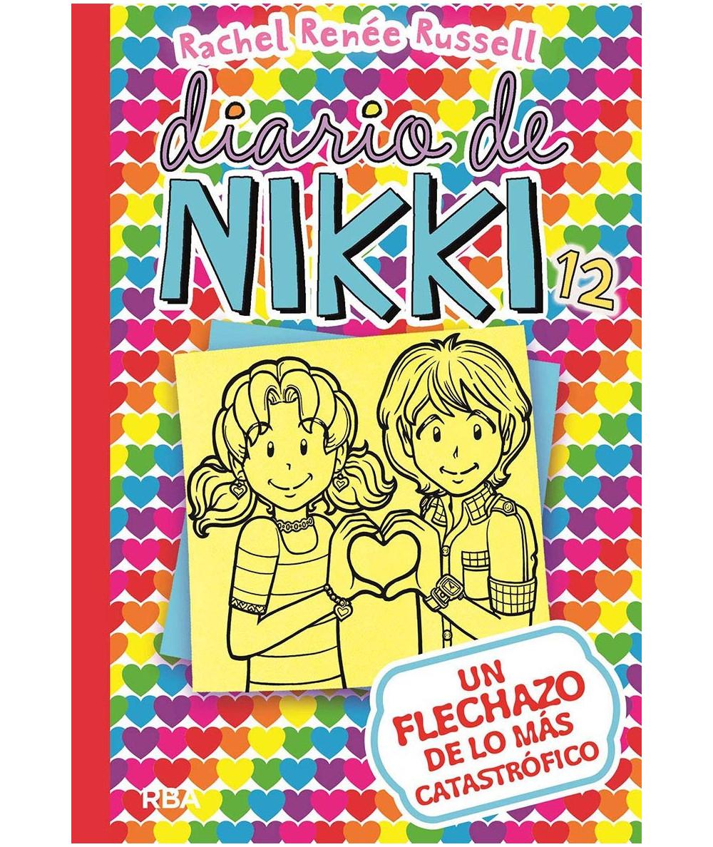 DIARIO DE NIKKI 12 UN FLECHAZO DE LO MAS CATASTROFICO Infantil