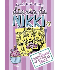 DIARIO DE NIKKI 13 UN CUMPLEAÑOS NO MUY FELIZ Infantil