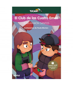 El Club de las Cuatro Emes (Premio EDEBÉ de Literatura Infantil 2021) Infantil