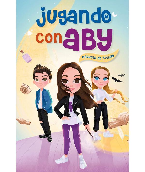 JUGANDO CON ABY 1. ESCUELA DE BRUJAS Infantil