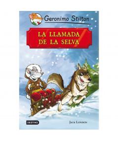 GERONIMO STILTON. LA LLAMADA DE LA SELVA Infantil
