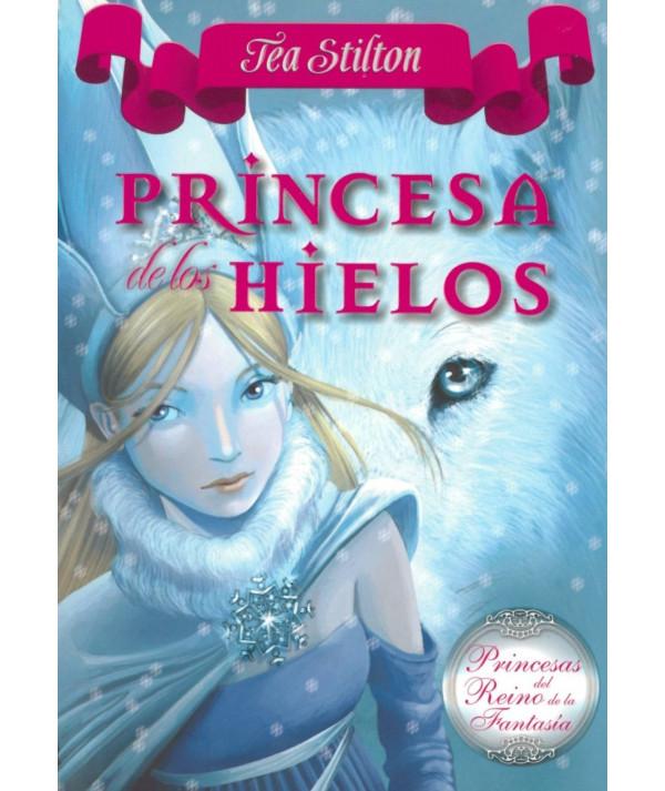 PRINCESAS REINO FANTASIA 1 PRINCESA DE LOS HIELOS Infantil