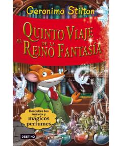 GERONIMO STILTON QUINTO VIAJE AL REINO DE LA FANTASIA Infantil